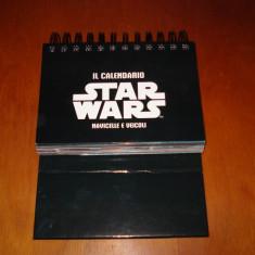 Calendar STAR WARS - Calendar colectie