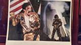 Poster Michael Jackson + cartonas
