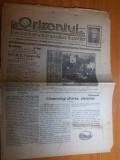 ziarul orizontul 11 septembrie 1924