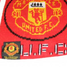 Fular fotbal - MANCHESTER UNITED (Anglia)-produs oficial, De club