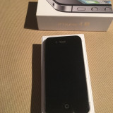 iPhone 4s Apple, Negru, 16GB, Neblocat