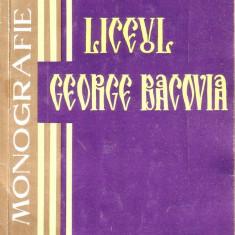 Monografie - Liceul George Bacovia Bacau