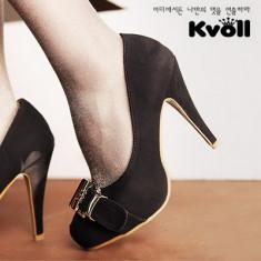 Ch325 Incaltaminte - Pantofi Dama - Pantof dama, Marime: 36, Cu toc