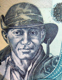 Bancnota 500000 Cordobas - NICARAGUA, anul 1985 UNC SUPRATIPAR