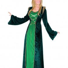 S213 Costum tematic medieval - Costum carnaval, Marime: S/M