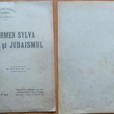 Societatea Culturala Saron , Bucuresti , Carmen Sylva si iudaismul , 1900