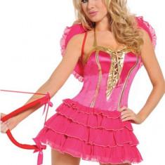 J130 Costum Halloween cupidon, Marime: S/M