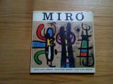 JOAN MIRO - text: Hubert Juin - Club d~art Bordas, 1967, 59 p.