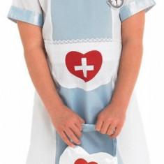 Costum copii asistenta medicala, mar L