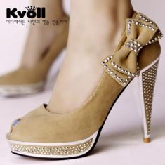 CH692 Incaltaminte - Pantofi Dama - Pantof dama, Marime: 36, 37, 38, Cu toc