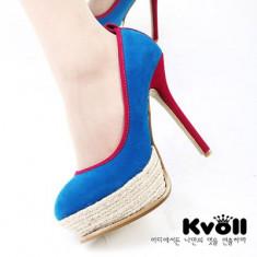 CH1566 Incaltaminte - Pantofi Dama - Pantof dama, Marime: 36, 39, Cu toc
