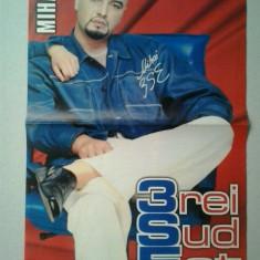 Poster Mihai (3rei SUd Est) Daft Punk / Bravo - Afis