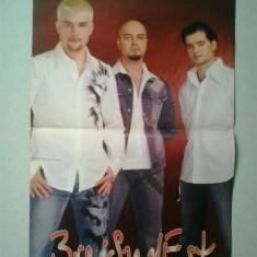 Poster 3rei Sud Est Love Wars / Girl - Afis