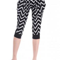 CL166 Pantaloni Treisfert Femei - Colanti dama, Marime: S/M, Din imagine, 38-40, Normali