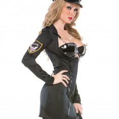 Y139 Costum Halloween politista, Marime: M