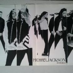 Poster Michael Jackson Shakira / Bravo - Afis