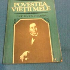 H.CH.ANDERSEN-POVESTEA VIETII MELE,EDITURA ION CREANGA 1983