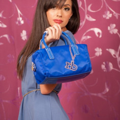 PS186 Poseta Dama - Geanta Dama, Albastru