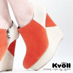 CH1507 Incaltaminte - Pantofi cu platforma - Pantof dama, Marime: 38