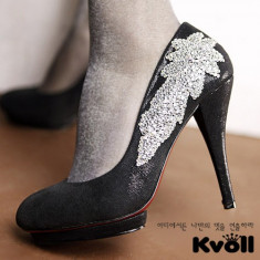 Ch365 Incaltaminte - Pantofi Dama - Pantof dama, Cu toc