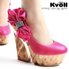CH1316 Incaltaminte - Pantofi Dama - Pantof dama, Marime: 37, Cu toc