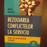 REZOLVAREA CONFLICTELOR DE SERVICIU - NELSON BOUCHARD