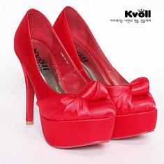 CH570 Incaltaminte - Pantofi Dama - Pantof dama, Marime: 38, Cu toc