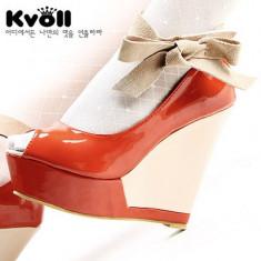 CH1099 Incaltaminte - Pantofi cu platforma - Pantof dama, Marime: 37, 38, 39