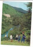 % carte postala(ilustrata)-HARGHITA - Tusnad- Valea Oltului, Circulata, Printata