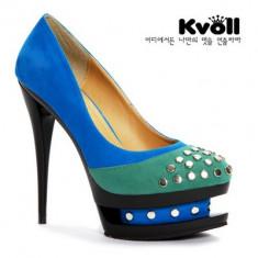 CH746 Incaltaminte - Pantofi Dama - Pantof dama, Marime: 36, 37, 38, 39, Cu toc