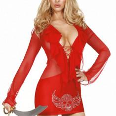 S130 Costum Halloween - pirat, Marime: M