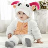 CLD57 Salopeta zodia berbec pentru copii - Costum copii