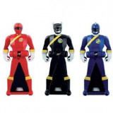 Set 3 figurine Power Rangers Megaforce
