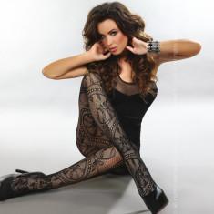 Livia Corsetti 216-1 Ciorapi sexy cu model din plasa - Sosete dama LIVIA CORSETTI, Marime: Marime universala