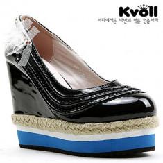 CH1151 Incaltaminte - Pantofi cu platforma - Pantof dama, Marime: 36, 38
