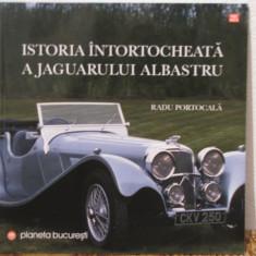 ISTORIA INTORTOCHIATA A JAGUARULUI ALBASTRU de RADU PORTOCALA - Biografie