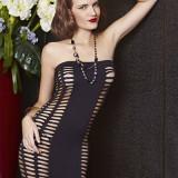 BS43 Lenjerie sexy cu umerii goi si decupaje - Dres, Marime: Marime universala