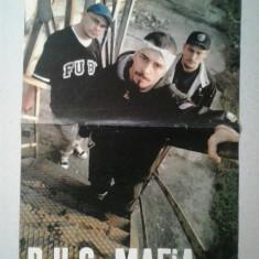 Poster BUG Mafia Madonna / Bravo - Afis