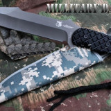 CUTIT Vanatoare. Militar Dagger. Otel 440C + Husa Inclusa. Cutit Tactic.