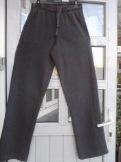 Pantaloni trening dama bumbac, Champion, S / P pare M- MASURATI !!! foto