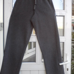 Pantaloni trening dama bumbac, Champion, S / P pare M- MASURATI !!!, Marime: S/M, Culoare: Gri