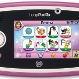 Tableta electronica, LeapPad 3x, roz