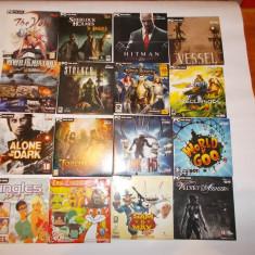 JOCURI PC, LOT 25 BUCATI - Joc PC