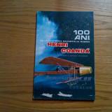 AEROMFILA `86 - HENRI COANDA * 100 Ani de la nastere - Catalog Expozitie