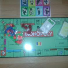 Monopoly Joc limba romana 8 jucatori