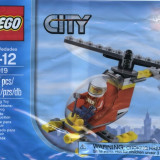 Lego 30019 Fire Helicopter - LEGO City