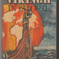 (C6501) F. DONALD LOGAN - VIKINGII IN ISTORIE
