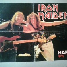 Poster Iron Maiden / Hard Rock - Afis