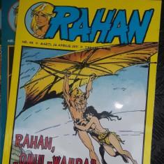 REVISTE RAHAN, LOT 3 BUC .STARE FOARTE BUNA . - Reviste benzi desenate