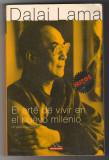 (C6503) DALAI LAMA - EL ARTE DE VIVIR EN EL NUEVO MILENIO, TEXT IN SPANIOLA